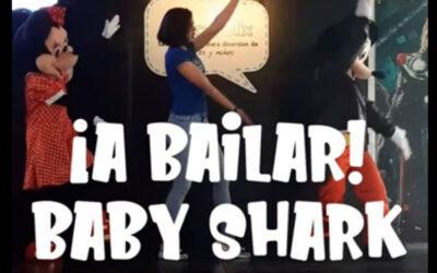 A Bailar Baby Shark